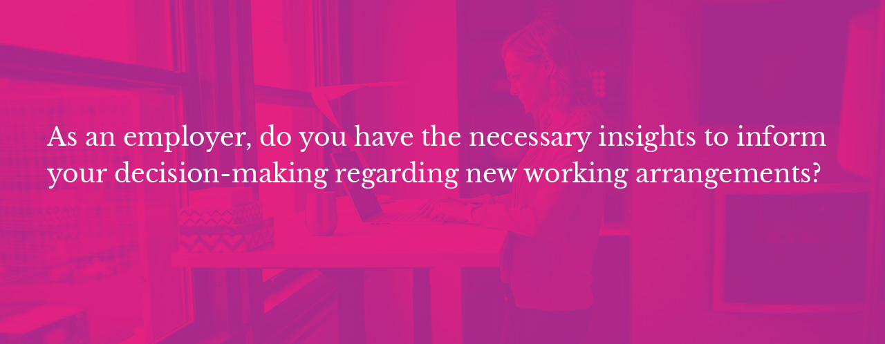 Flexible working – the New Norm?
